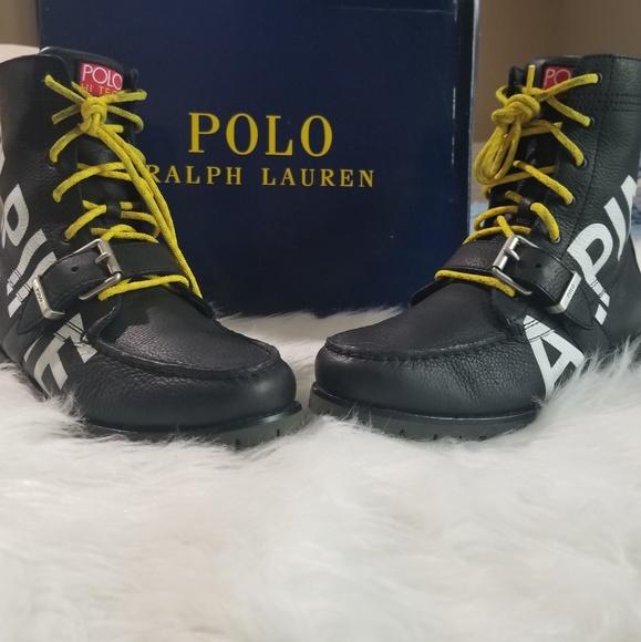 Ralph Lauren Polo Alpine Ranger Boots